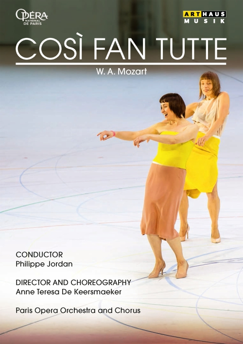 Cosi fan tutte [Mozart] DVD from Paris Opera