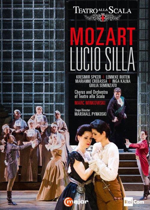 Lucio Silla [Mozart] DVD