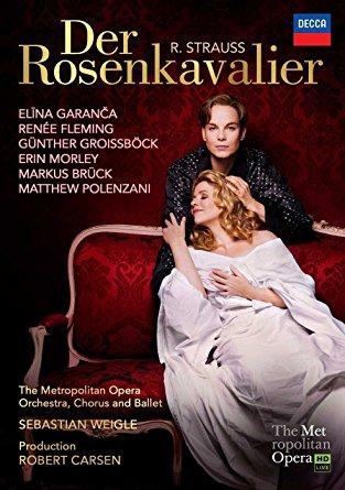 Metropolitan Opera DVD of Der Rosenkavalier [Robert Carsen, director]
