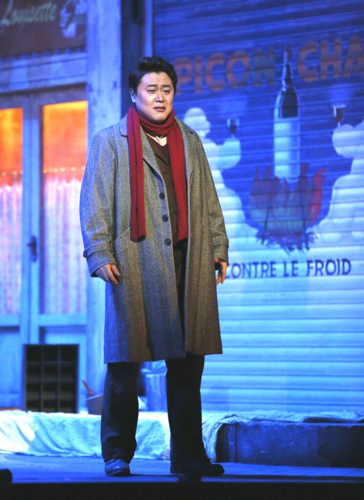 Ji-Min Park as Rodolfo