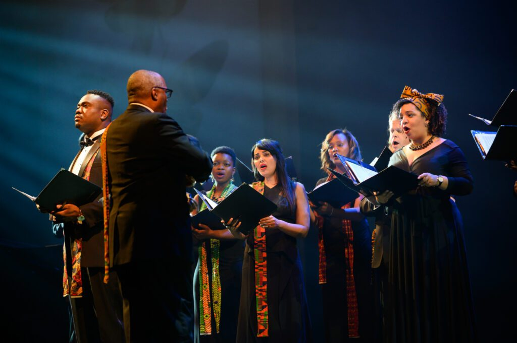 The Nathaniel Dett Chorale