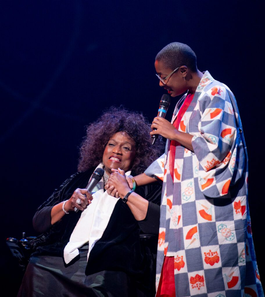Jessye Norman and Cécile McLorin Salvant