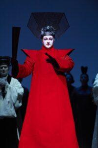 Turandot in COC Turandot