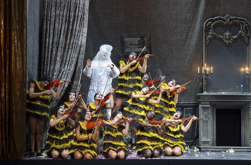 Salzburg Festival 2019's Orphée aux enfers