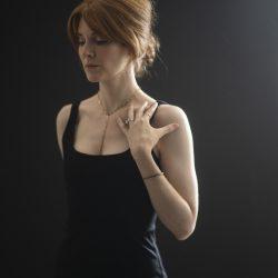 Opera singer Mireille Lebel
