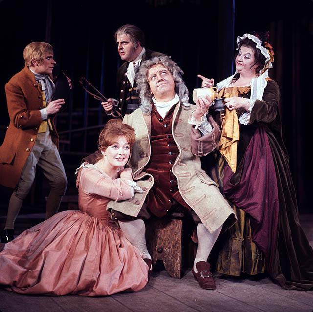 English Opera Group The Beggar's Opera - Steuart Bedford