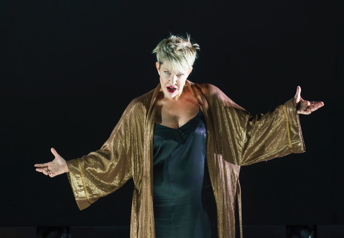 Joyce DiDonato in Agrippina