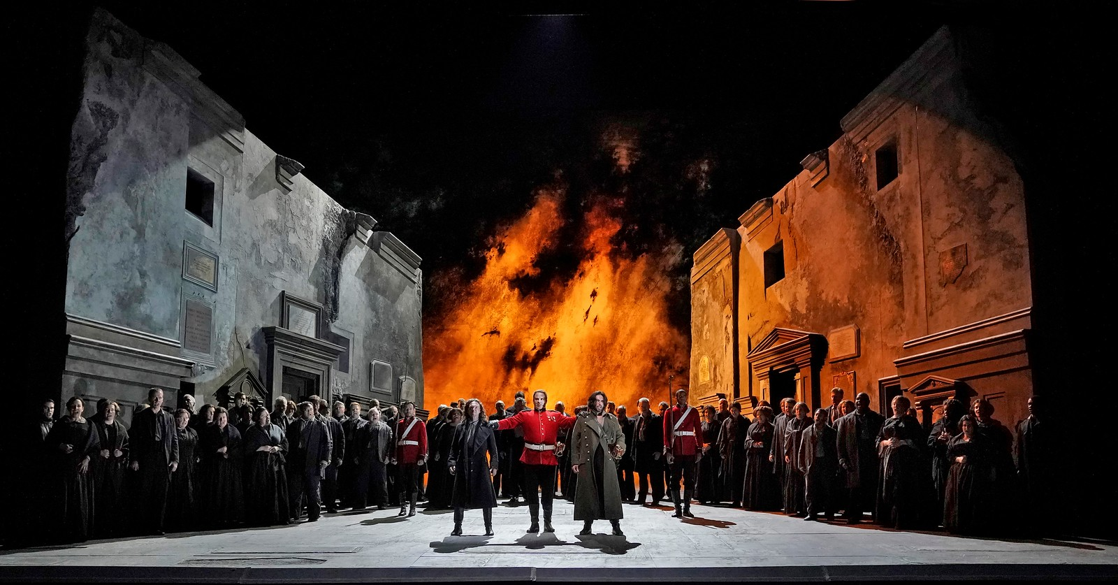 Lyric Opera Presents McVicar's Macbeth